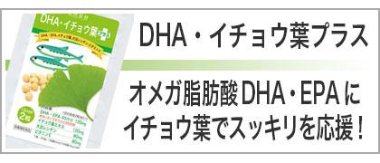 DHA・イチョウ葉80粒入り